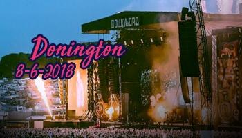 donington 2018