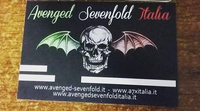 a7x italia shop