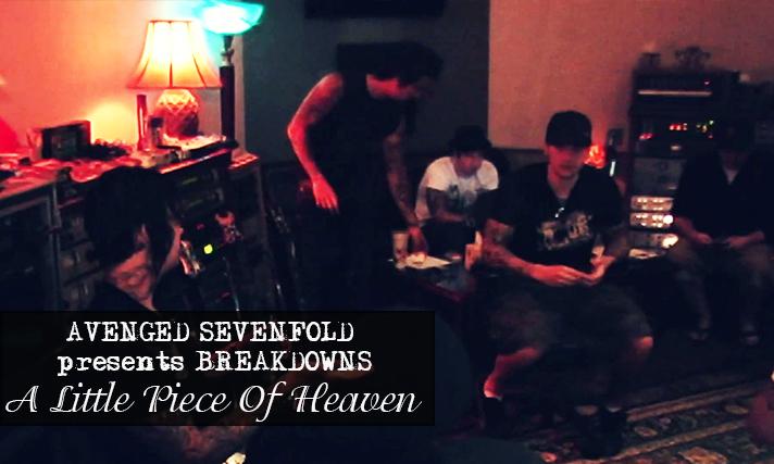breakdown a little piece of heaven