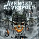 black reign icona copertina vinile