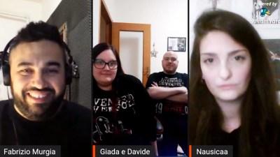 a7x italia live bateras beat sassari streaming chat giada davide nausicaa
