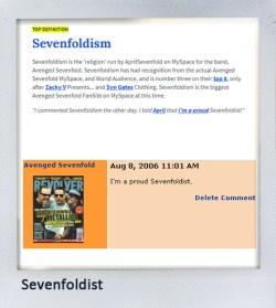 A7X Pedia sevenfoldist sevenfoldism