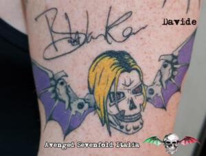 Tatuaggi: Brooks
