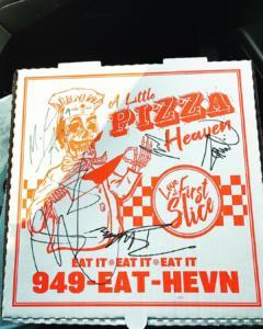 A Little Pizza Heaven Party 09-02-2019