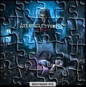 Nightmare puzzle cover