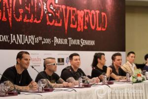 Conferenza Stampa Jakarta 2015