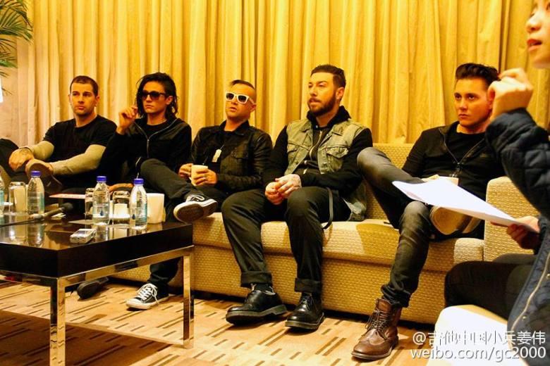 Conferenza stampa Cina 2015