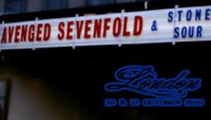 Fans in Tour: Londra 30-10-2010