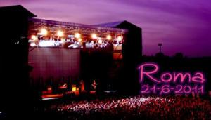 Fans in Tour: Rock in Roma 21-06-2011