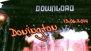Fans in Tour: Download Festival, Donington 13-06-2014
