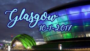 Fans in Tour: Glasgow 10-01-2017