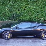 Ferrari F430 F1 Coupe Black With Black Av Engineering