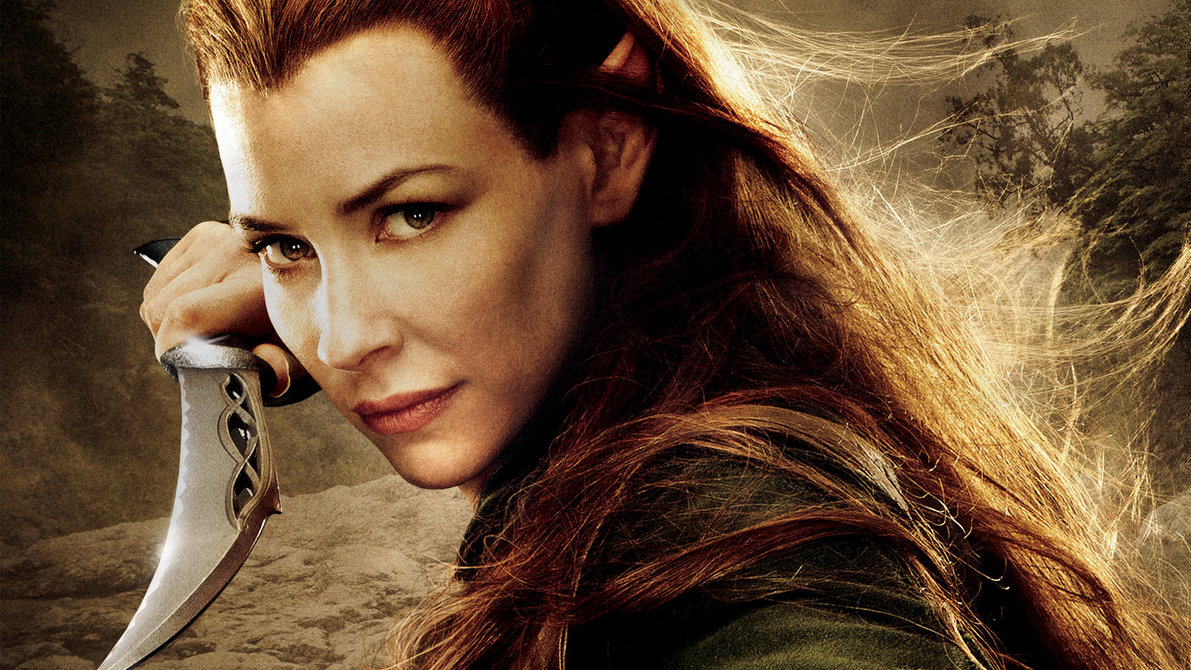 In Defense of Tauriel | Avenging Force