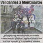 Article de L'Union du lundi 22 octobre 2012