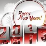 Meilleurs vœux pour 2013 !