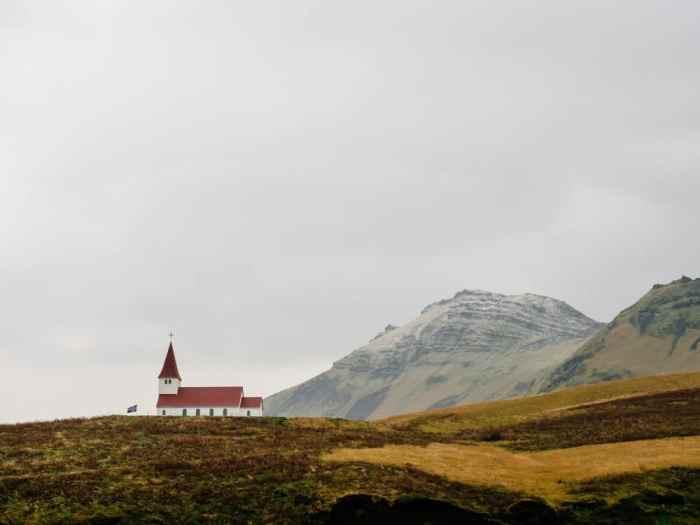 Visiting the Black Sand Beach in Vik Iceland - Avenly Lane Travel