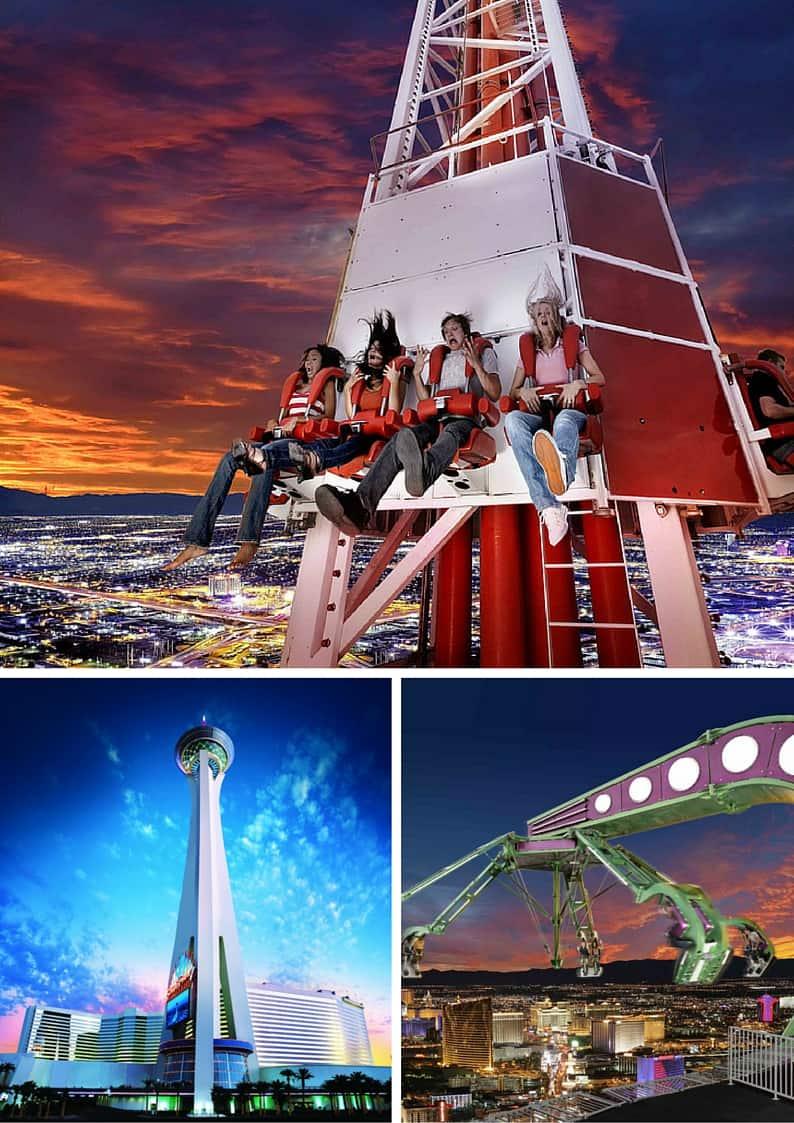 top 10 casino attractions in las vegas