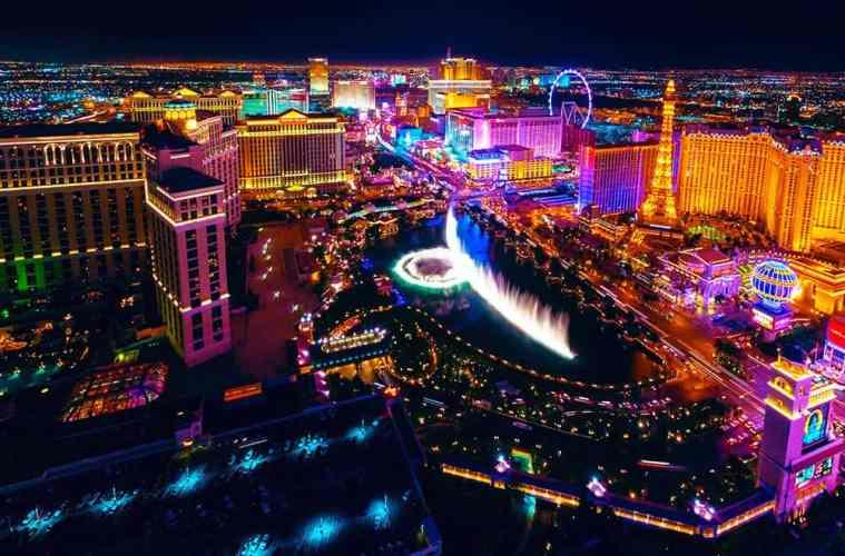 Top things to see in Las Vegas, Nevada