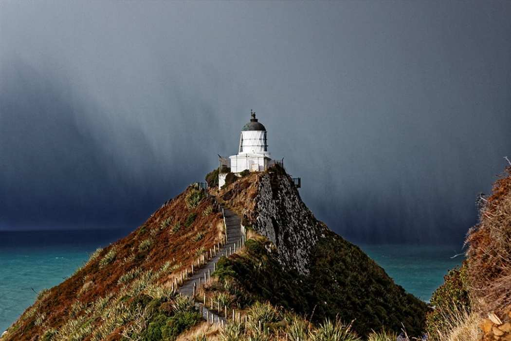 Light house in New Zealand!
