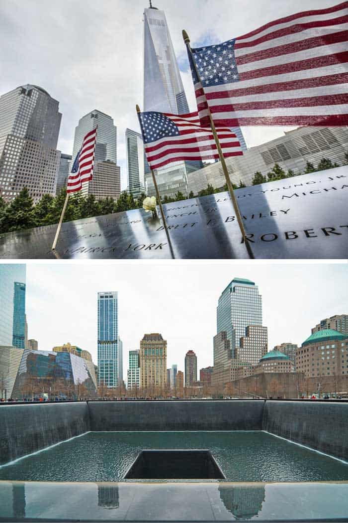 This somber location is a perfect memorial to all that was lost on September 11, 2001. I still remember the exact day the terrorists struck.
