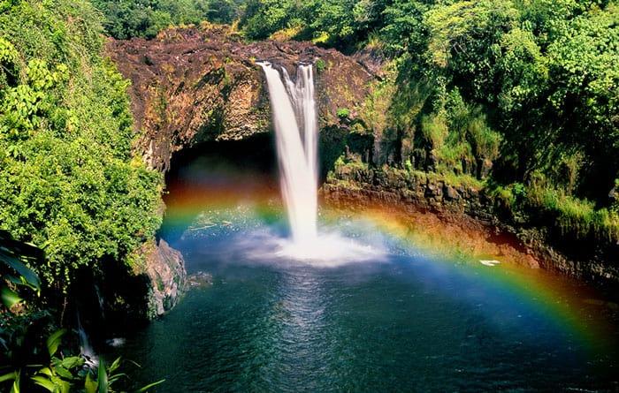 Rainbow Falls, The Big Island