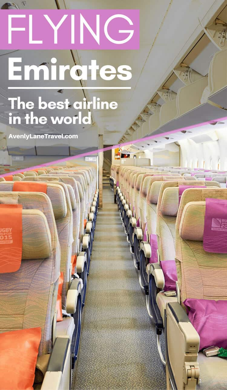 Flying with Emirates: The Best Airline in the World