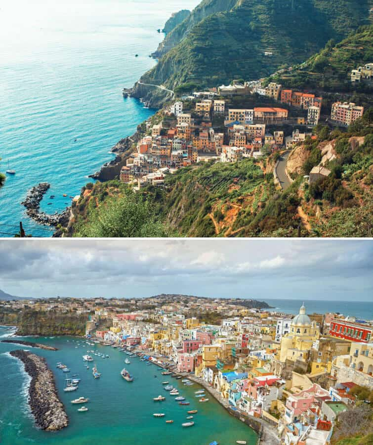 7 of the best honeymoon destinations in Italy!