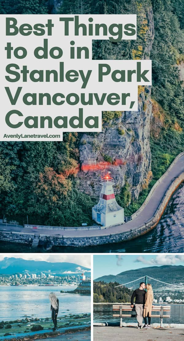 Stanley Park Seawall! Best Things to do at Stanley Park, Vancouver BC. #canada #vancouver
