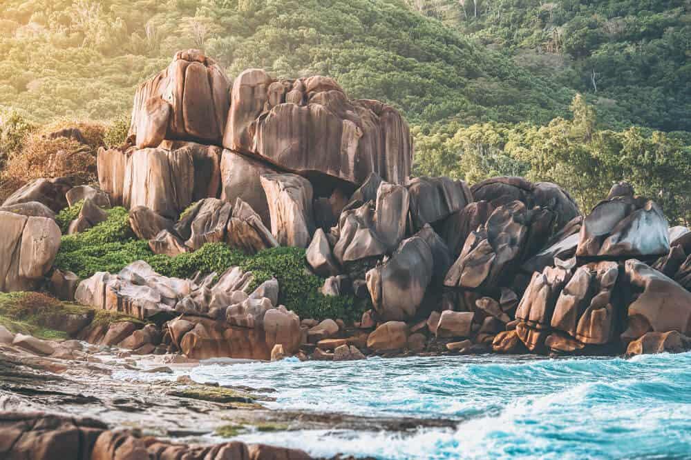 Anse Source d'Argent | La Digue (Best Beach in Seychelles!)