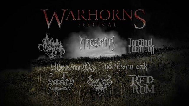 Warhorns 2 logo
