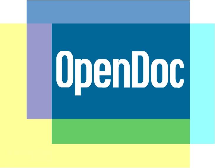 OpenDoc Logo