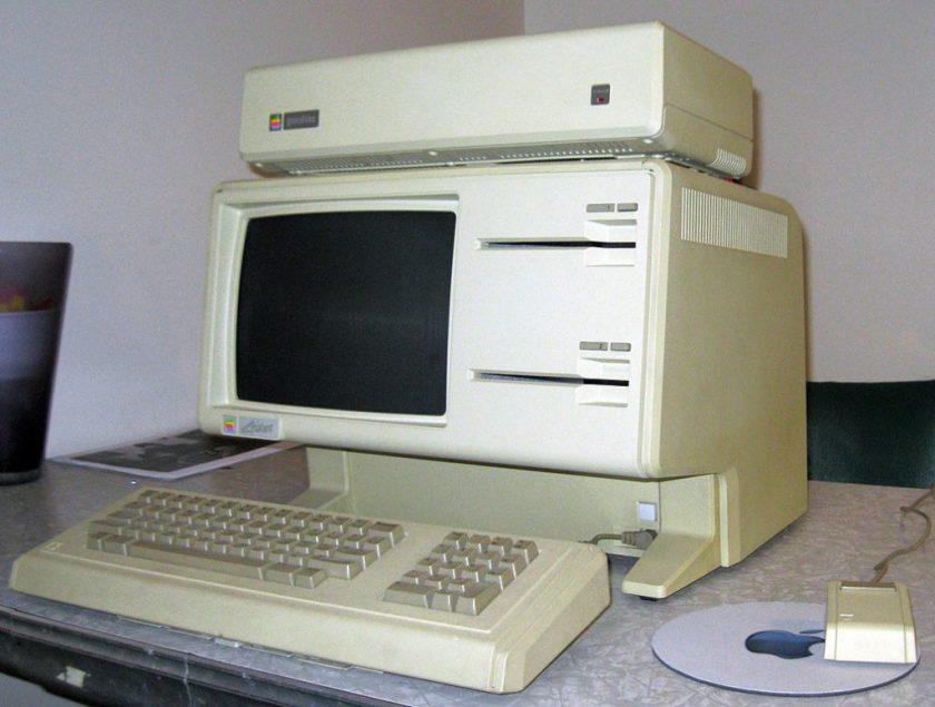 Un Lisa sur eBay
