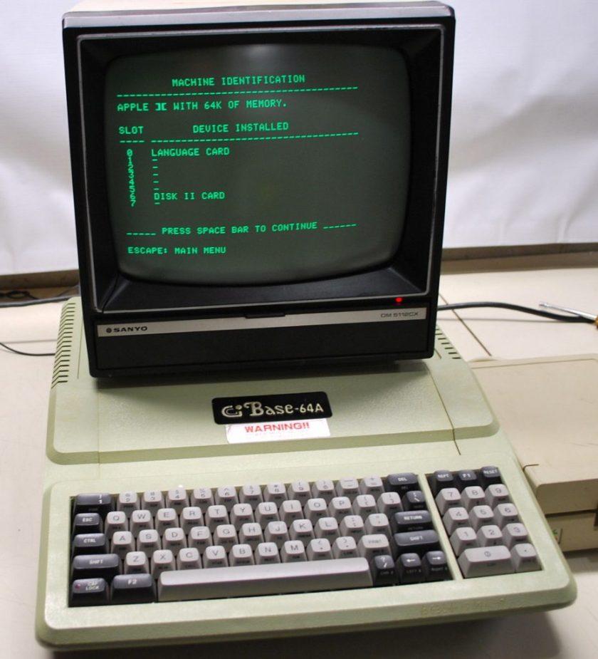 Apple II Clone, Base64a