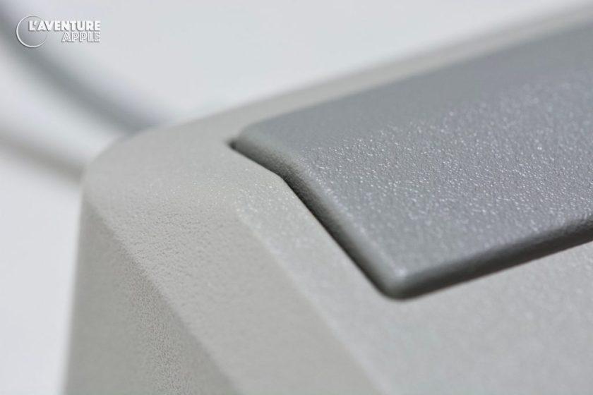 Apple Macintosh Plus Platinum mouse