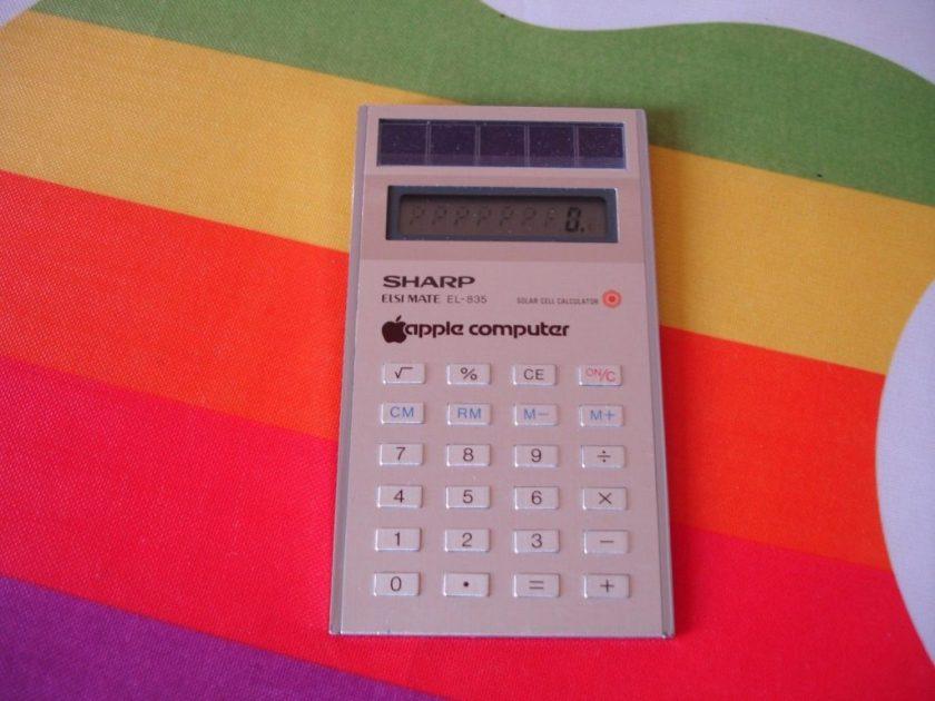 Apple Sharp Calculator