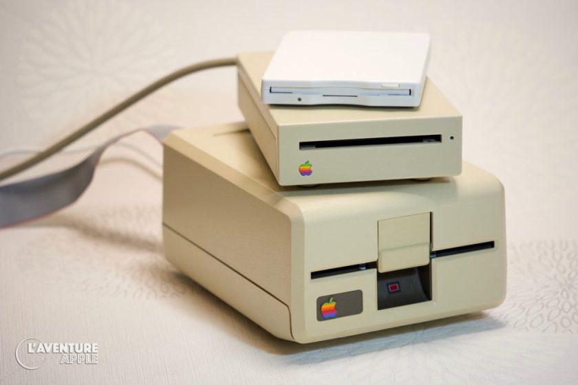 Apple III, Macintosh and USB floppy disk drive
