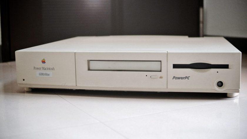 PowerMacintosh 6100/60 AV