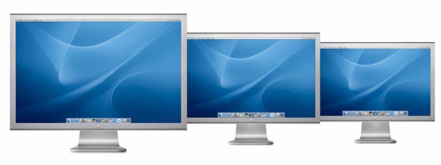 2004 Apple Display family