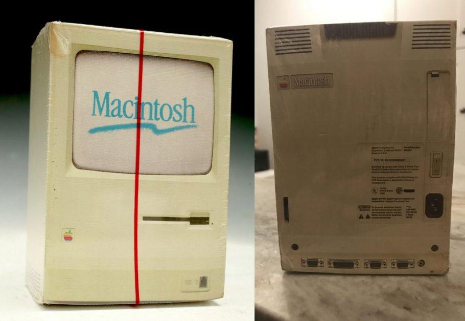 Apple Macintosh notepad