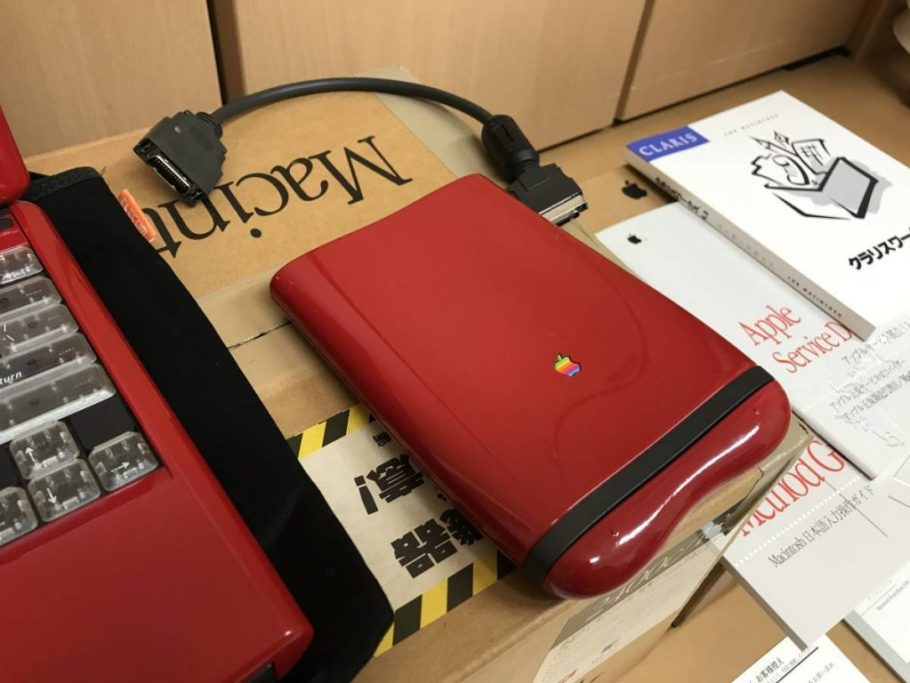 PowerBook 2400c G3 japon