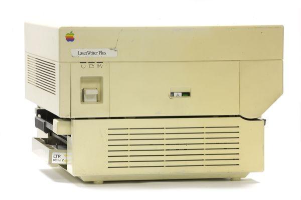 La LaserWriter