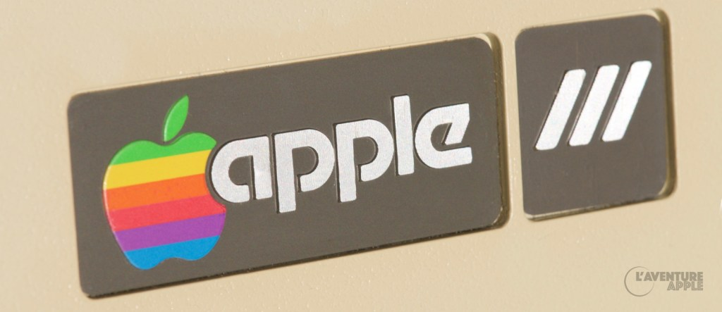 Apple III logo