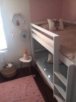Une chambre d'enfant à partager !
