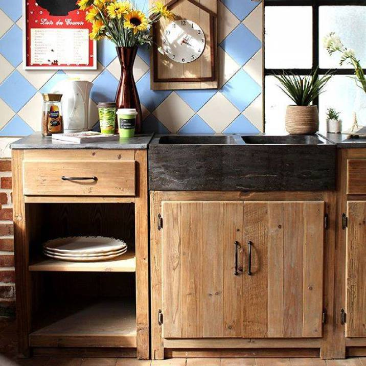 meuble cuisine bois brut meuble cuisine bois brut cuisine facade meuble cuisine bois brut. Black Bedroom Furniture Sets. Home Design Ideas