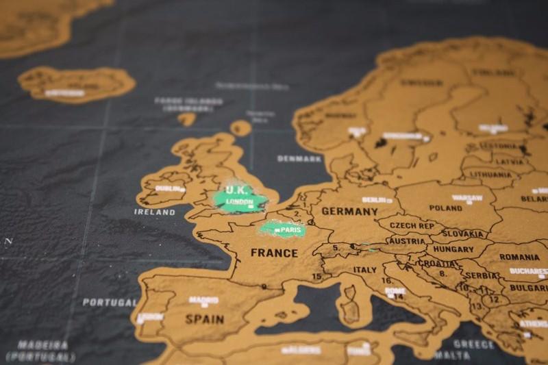 vos voyages en europe