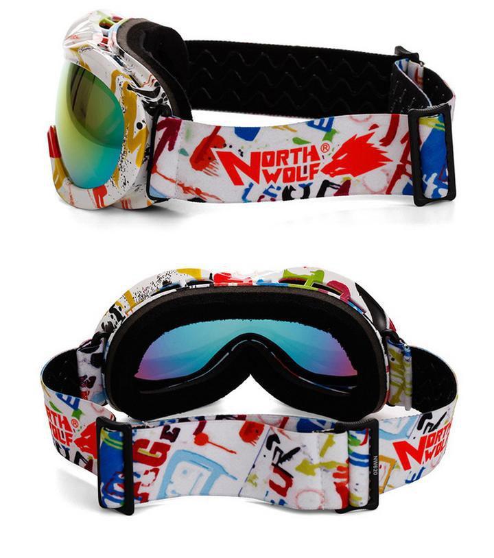 lunettes snowboard anti buée