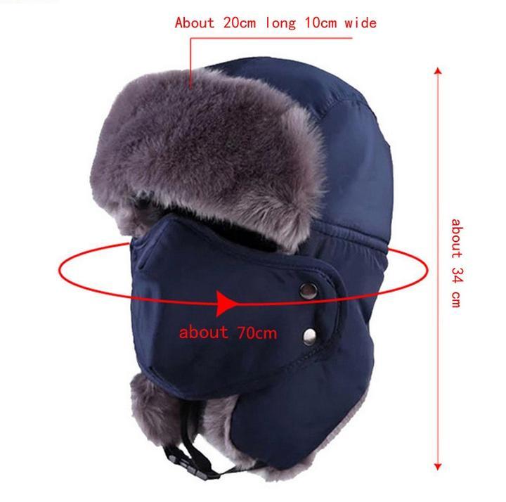 taille du chapeau