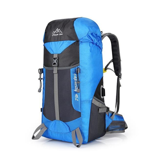 sac bleu clair