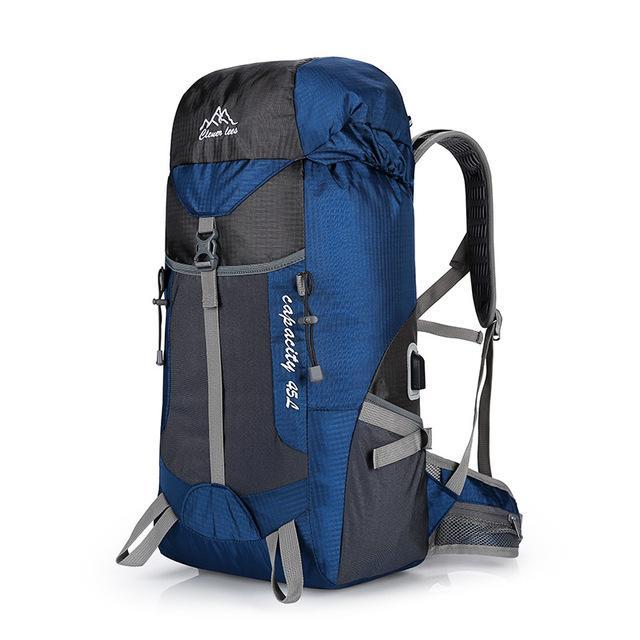 sac bleu foncé