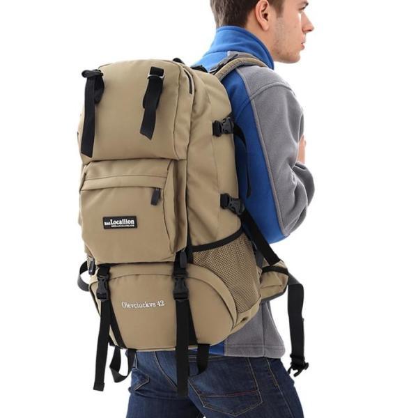modèle sac à dos kaki